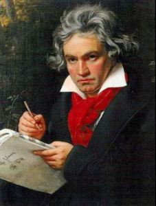 The Art of Physics and Beethoven