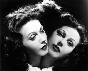 Hedy Lamarr: Patent Beauty, Patent Invention by Diana Rivera