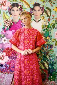 Creative Miami: Nina Surel's Studio, a Touch of the Feminine by Diana Rivera